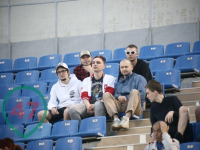 Рэпер Гнойный пришел на матч «Тосно» - «СКА-Хабаровск». Есть повод вернуться к баттлу