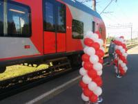 Сегодня из Великого Новгорода в Петрозаводск отправилась первая «Ласточка»