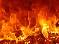 Следственный комитет проверяет обстоятельства гибели мужчины на пожаре в Чудовском районе