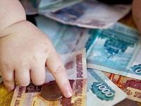 В Боровичах бабушка заплатила 300 тысяч рублей по алиментам