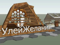 В новгородской деревне появится «Улей желаний»