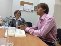 В Новгородском Духовном училище прошли вступительные экзамены