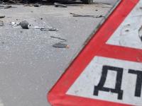 В Новгородском районе в ДТП пострадал водитель грузовика