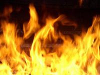 В Окуловском районе при пожаре погиб человек