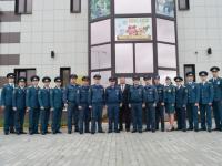 В полку новгородских спасателей – пополнение