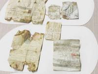 Владелец компании «Мякиши» обнаружил в старинном боровичском доме послания из XIX века