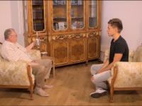 Жириновский подарил Дудю новгородскую водку