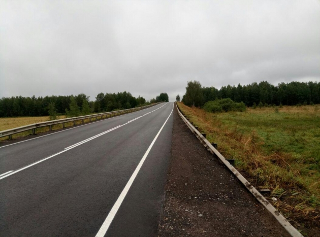 Новгородскую трассу будет содержать московская компания