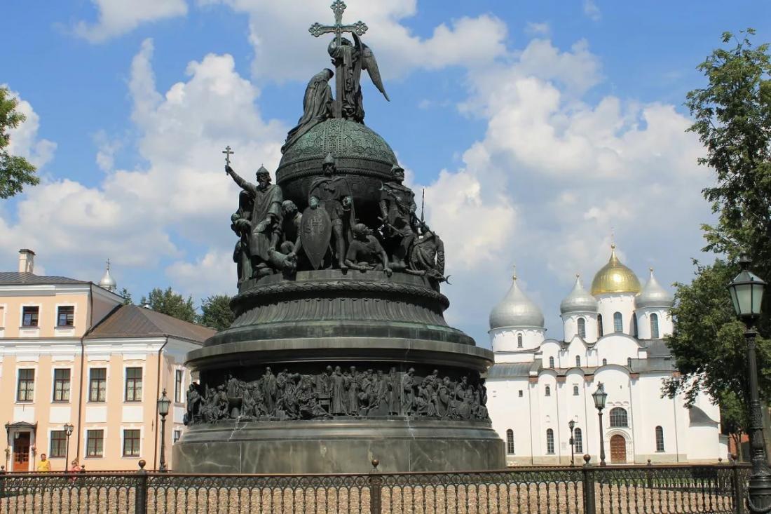 В Великом Новгороде День зарождения российской государственности начнется с Богослужения