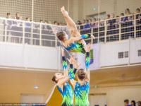 7 сентября в Великий Новгород прибудут 200 спортивных акробатов