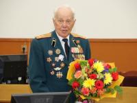 Без пяти сто: ветеран Великой Отечественной войны Александр Попов отмечает юбилей