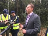 Бизнесмен из Боровичей, жаловавшийся Владимиру Путину на плохую дорогу, доволен тем, как ее ремонтируют