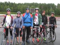 Боровичские спортсмены-дуатлонисты отличились на Кубке России в Ижевске