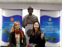 Девушка с именем на букву «Ы» будет учиться в Новгородском государственном университете