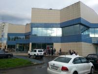 Эвакуированы спортсмены из фитнес-центра на улице Шелонской