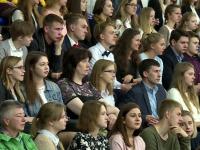 Глава региона пожелал первокурсникам хорошо учиться и не забывать про дружбу