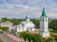 Глава региона рассказал о том, какой видит дальнейшую застройку Великого Новгорода