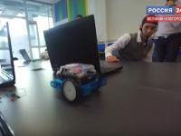 ГТРК «Славия» объяснила всем непонятливым, что такое «Кванториум»