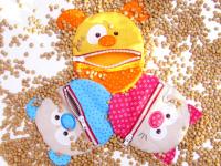 Игрушки с вишневыми косточками представляют Боровичи на международной выставке «Мир детства» в Москве