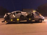 На участке М-10 в Новгородской области, где исчезли пробки, произошло смертельное ДТП
