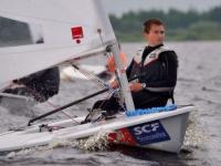 Новгородец выиграл первенство России по парусному спорту