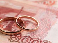 Новгородская невеста деньгами со свадьбы заплатила долги своего брата