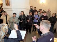 Новгородская православная община неслышащих отметила десятилетие