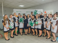 Новгородские школьники смогут оплачивать обеды «Ладошкой»