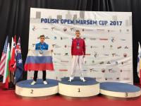 Новгородский тхэквондист завоевал серебро международного чемпионата