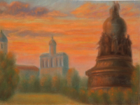 Новгородцы могут посмотреть выставку к 1155-летию российской государственности, не выходя из дома