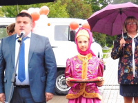 Новые автомобили неотложной медпомощи появились в Шимске и Чудове