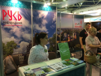 «Русь Новгородская» зазывает в область инвесторов и туристов на выставке «ОТДЫХ LEISURE 2017»