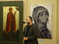С удивительным подарком на Рождество сравнил новую выставку в Новгородском кремле известный московский реставратор