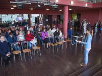 Сегодня в Великом Новгороде родителей учат понимать детей
