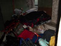 Семья погибла на пожаре в Поддорье сразу после новоселья