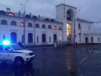 Спецслужбы Великого Новгорода на месте проверяют информацию о заминировании ж/д возкала