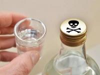 В Чудовском районе пойман торговец ядовитым спиртом