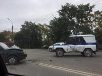 В ДТП на новгородской трассе с участием полицейской машины виноваты оба?