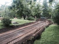 В Боровичах начались беспрецедентные работы по благоустройству городского парка