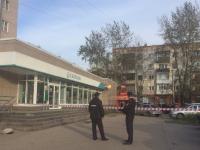 В Великом Новгороде оцеплен «Сбербанк» из-за подозрительного пакета