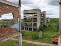 В заброшенной новгородской промзоне «американцы» и «русские» сразятся за химическое оружие