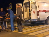 Видео: в Панковке мотоцикл сбил велосипедистку