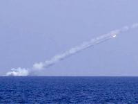 Видео: «Великий Новгород» ракетным ударом спас российских военных в Сирии