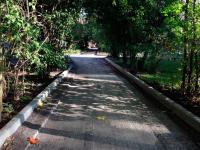 Во дворах на улице Панкратова заменят новый асфальт, показавший свою хрупкость