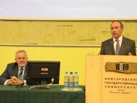 Вячеслав Никонов напомнил новгородским студентам об их важной демографической миссии