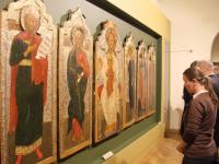 Выставка монастырских реликвий, которой предшествовала грандиозная работа, открылась в Новгородском кремле