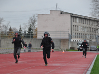 Завтра на стадионе «Волна» кого-то из новгородцев будет ждать новенький велосипед от УМВД