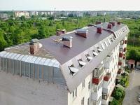 Жители горевшего в Панковке дома не имеют вопросов к прокуратуре по восстановлению кровли