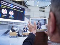 Андрей Никитин рассказал в «Сколкове» о цифровой экономике среди бездорожья