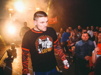 Боец из Боровичей откроет международный турнир по смешанным единоборствам М-1 Challenge 84